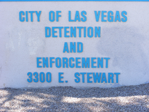 Inmate Search - Las Vegas Detention and Enforcement Center