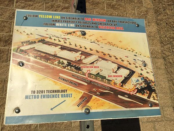 Las Vegas Jail Inmate Release Policies