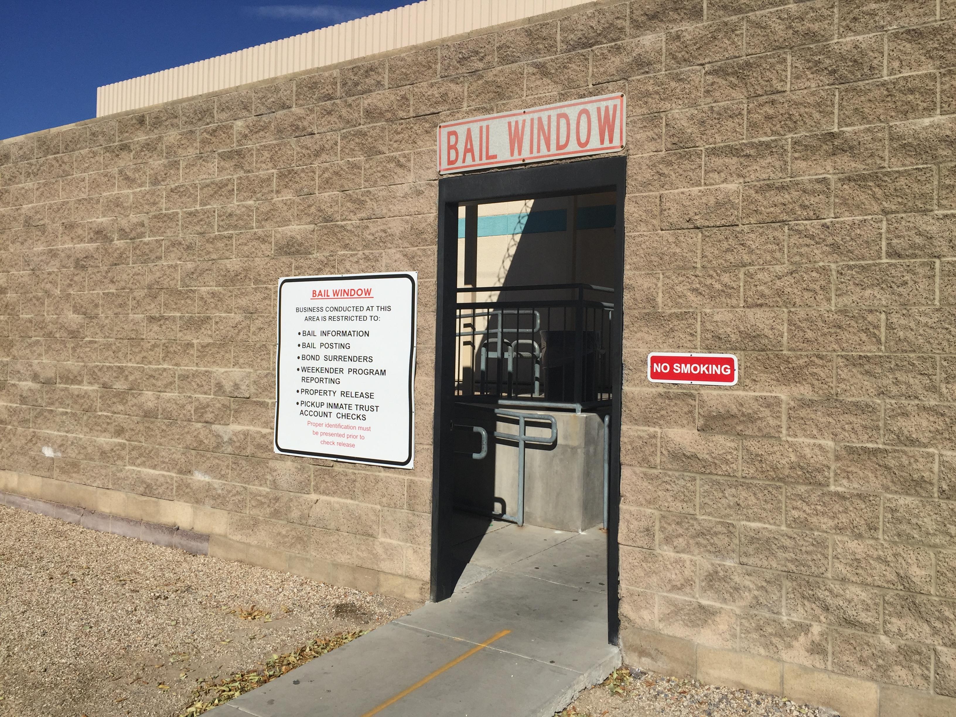 Las Vegas Jail Inmate Policies